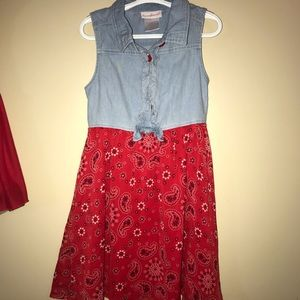 Other - Girl's Rustic Dress, size 6x